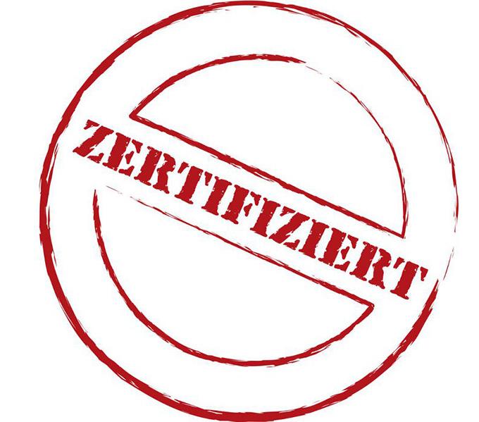 Zertifizierung von Wiegmann Dental nach DIN EN ISO 13485:2016
